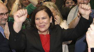 El Sinn Féin pasa de partido 'apestado' a decisivo tras las elecciones en Irlanda