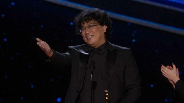 Trionfo sudcoreano agli Oscar