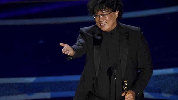 "OSCARS: Bester Film ist ""Parasite"" - insgesamt vier Preise"
