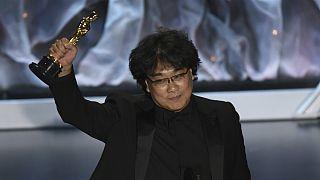 Bong Joon Ho também leva para a Coreia do Sul a estatueta de Melhor Realizador