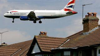 British Airways uçağı Atlantik Okyanusu'nu 5 saatten kısa sürede geçerek rekor kırdı