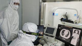 Los ministros de Sanidad de la UE se reúnen para coordinar la respuesta al coronavirus