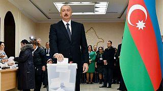 الهام علیاف، رئیس جمهوری آذربایجان