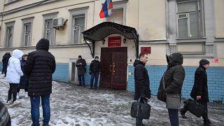 محكمة روسية/ صورة توضيحية