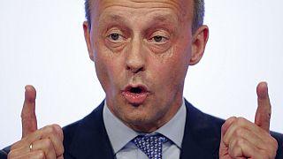 Friedrich Merz hat in der vergangenen Woche seinen Aufsichtsratsvorsitz bei dem US-Investmenthaus Blackrock aufgegeben.