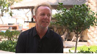 Interjú Trevor Steven egykori angol labdarúgóval