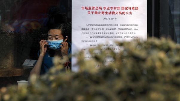 Коронавирус: жители Китая вернулись на работу