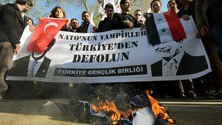 NATO'ya olumsuz bakışın en yüksek olduğu ülke Türkiye çıktı