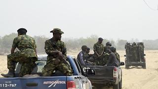 الجيش النيجيري/ صورة توضيحية