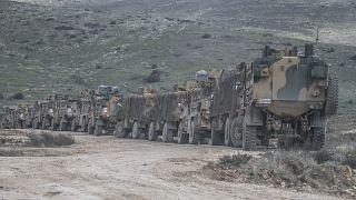 Milli Savunma Bakanlığı: 'İdlib'de 5 asker şehit oldu, 5 asker de yaralandı'