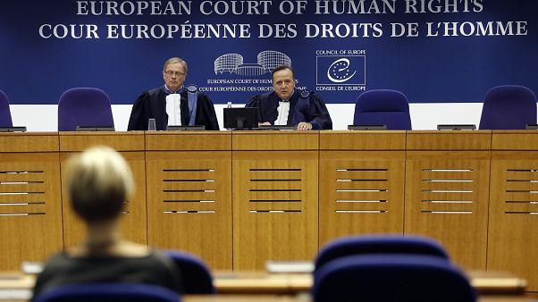 المحكمة الأوروبية لحقوق الإنسان في ستراسبورغ