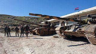 Dans le nord-est de la Syrie, nouveaux affrontements entre troupes syriennes et turques
