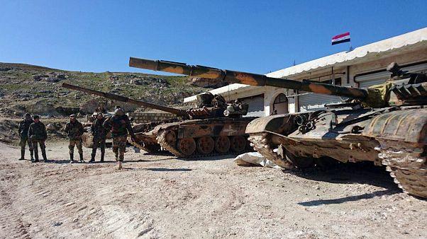 Dans le nord-est de la Syrie nouveaux affrontements entre troupes syriennes et turques