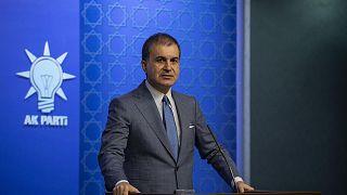 AK Parti Sözcüsü Çelik: Rejim hedeflerini ateş altına alma faaliyeti yoğun bir şekilde sürüyor