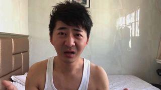 المواطن الصحفي الصيني تشين قيوشي