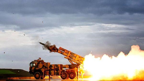 Milli Savunma Bakanlığı: Suriye'de 101 rejim unsuru etkisiz hale getirildi