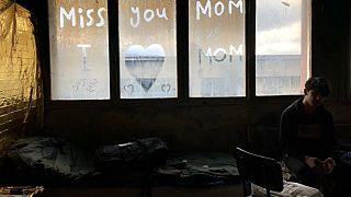 Migrantes em condições muito difíceis na Bósnia Herzegovina