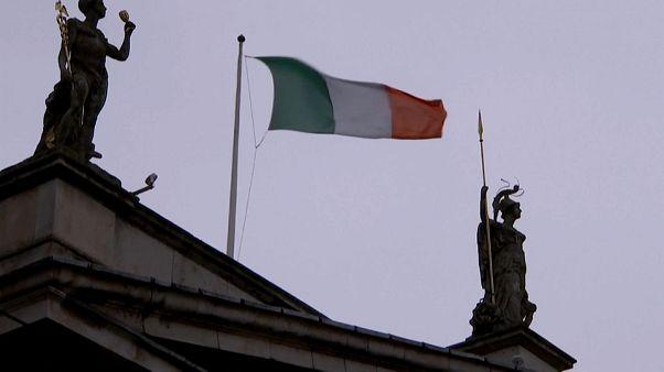 Bukott az ír kormánypárt