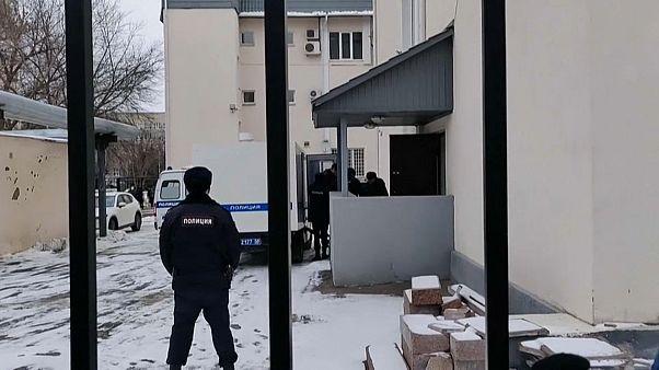 Bis zu 18 Jahre Haft: Russische Regierungsgegner verurteilt