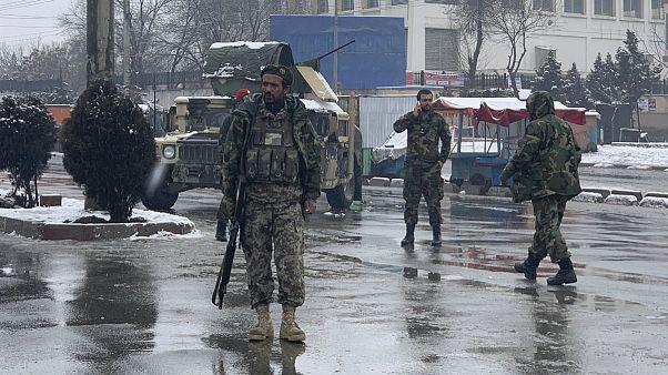 عملیات انتحاری در کابل