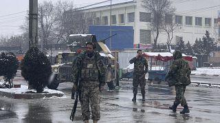 هجوم انتحاري في غرب كابول يوقع ضحايا مدنيين