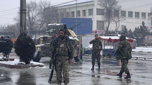 Afganistan'ın başkenti Kabil'de intihar saldırısı: 5 ölü, 6 yaralı