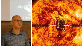 Ο Κύπριος επιστήμονας της διαστημικής αποστολής στον Ήλιο