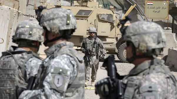 Elismerte a Pentagon amerikai katonák agysérülését