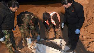 ضحايا تنظيم ما يسمى بالدولة الإسلامية في سوريا