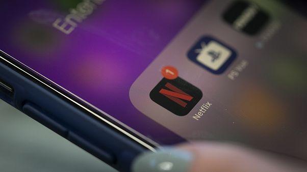 Netflix içeriklerine cep telefonu uygulaması ile de ulaşılabiliyor