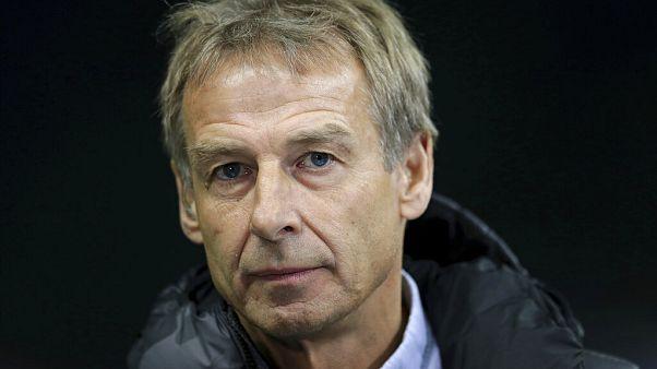 Glücklos bei Hertha: Fußball-Trainer Jürgen Klinsmann