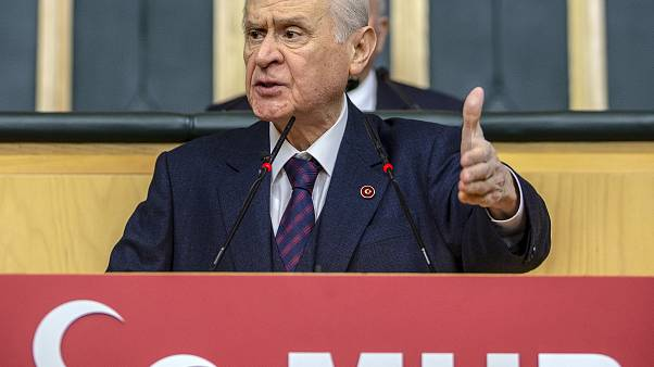 Milliyetçi Hareket Partisi (MHP) Genel Başkanı Devlet Bahçeli, partisinin grup toplantısında konuştu