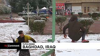 Irak: havazott Bagdadban 10 éve először