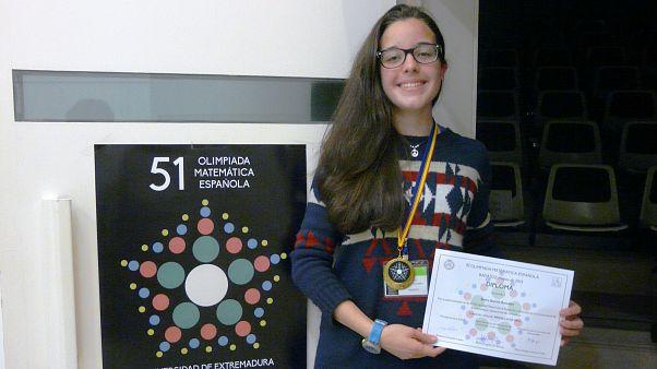 Día de las Mujeres en la ciencia: Berta, una excepción en las Olimpiadas Matemáticas