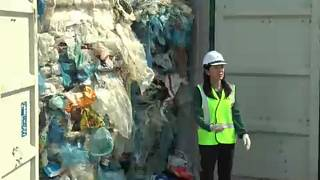 Többezer tonna műanyagot küldött Olaszország keleti országokba, törvénytelenül