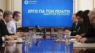 Μητσοτάκης: Εμπιστευόμαστε τον Έλληνα δημόσιο λειτουργό