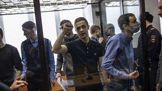 Kínzásokkal kicsikart vallomásokat gyanítanak egy oroszországi perben jogvédők