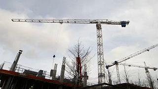 A magyar építőipar nőtt a leggyorsabban