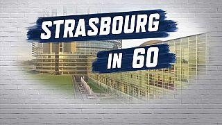 Estrasburgo em 60 segundos