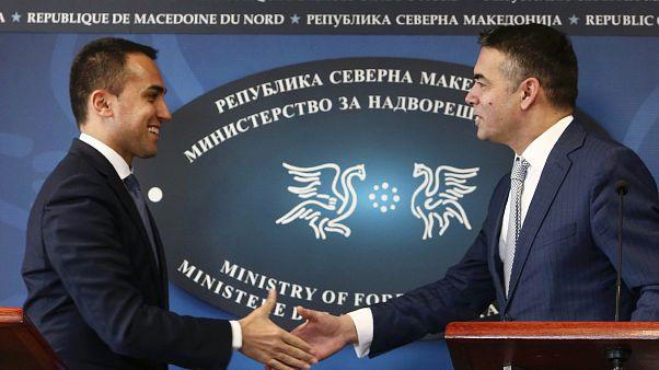 Η Ρώμη θέλει τα Σκόπια στην Ε.Ε.