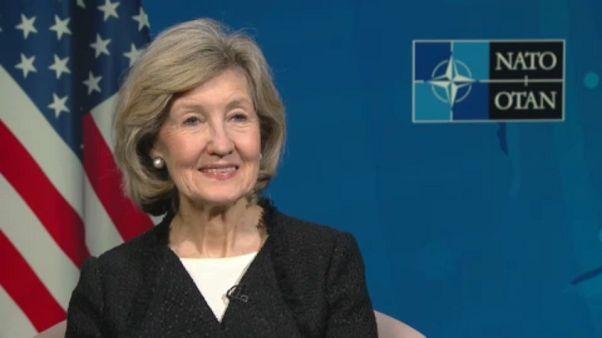 """Посол США в НАТО: """"ракет слишком много"""""""