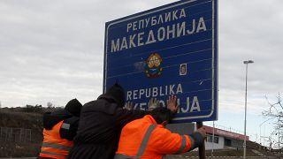 Βόρεια Μακεδονία: Δεν κατεβάζει την πινακίδα με το προηγούμενο όνομα η υπουργός Εργασίας