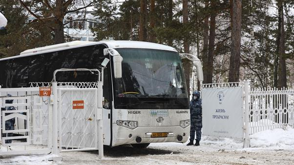 Άνοιξε διάδρομος στα σύνορα Ρωσίας-Κίνας