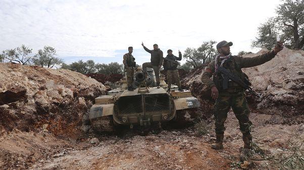 Türkiye: 51 rejim unsuru etkisi hale getirildi; Suriye: Saldırılara cevap verilecek