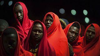 اسپانیا ۶۹ پناهجوی مفقود شده را از دریا نجات داد