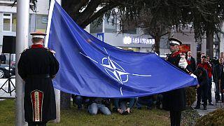Ratifikálta a NATO-csatlakozási megállapodást a szkopjei parlament
