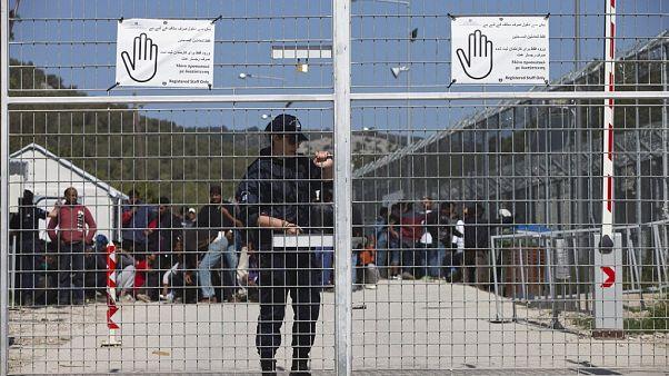 Új menekülttáborokat építtet a görög kormány