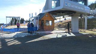 Pyrenäen: Sonnenbaden statt Wintersport