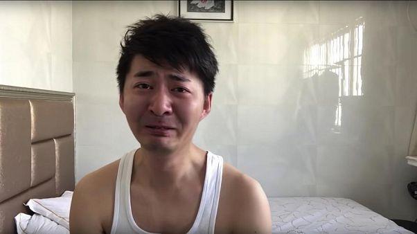 Sorge um Coronavirus-Blogger: Wo ist Chen Qiushi (34)?