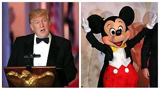 بایدن: با میکی ماوس هم در برابر ترامپ بخت پیروزی داریم